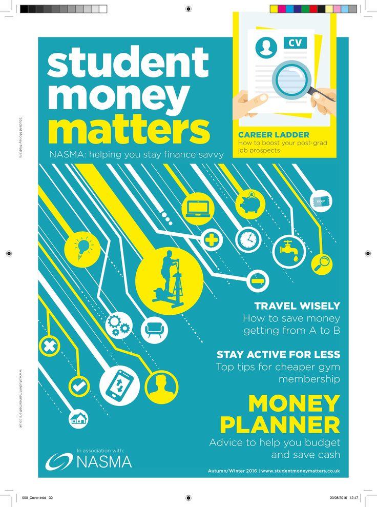Student Money Matters Magazine online!