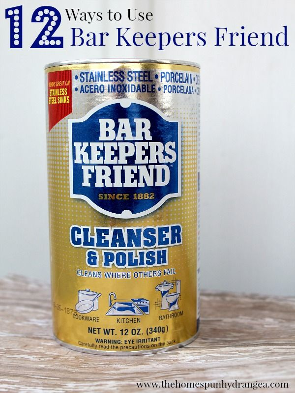 If you are looking for ways to use Bar Keepers Friend, here are 12 simple uses that save you time and money.
