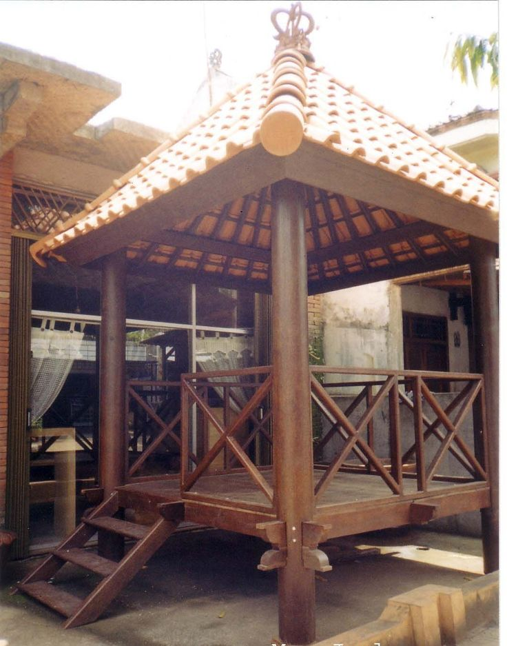Some Kinds of Products Design Concept Art Gazebo
