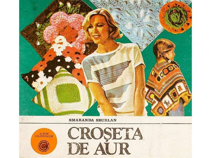 Download Croseta de aur - carte cu modele de crosetat, modele de fuste crosetate fuste crosetate manual, snur crosetat modele, scheme
