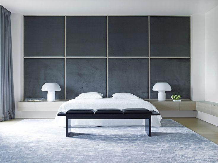 Bedroom design by Piet Boon