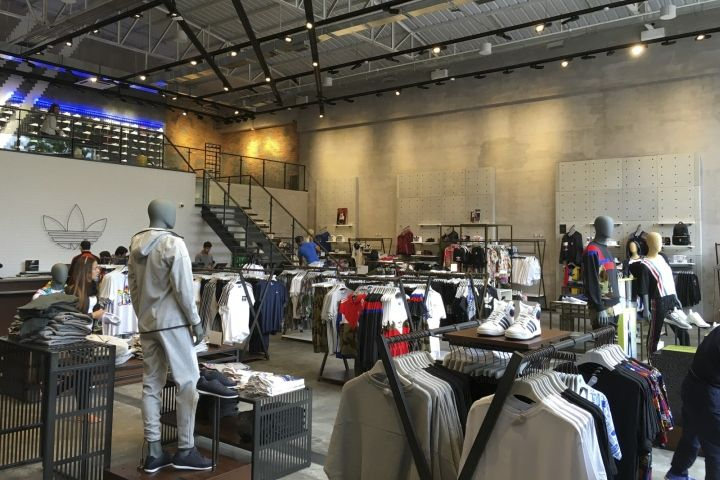 Adidas store by Leco Arquitectos, Bogota – Colombia » Retail Design Blog