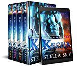 Raither Warriors The Complete Series (Books 1-4) by Stella Sky (Author) #Kindle US #NewRelease #ScienceFiction #SciFi #eBook #ad