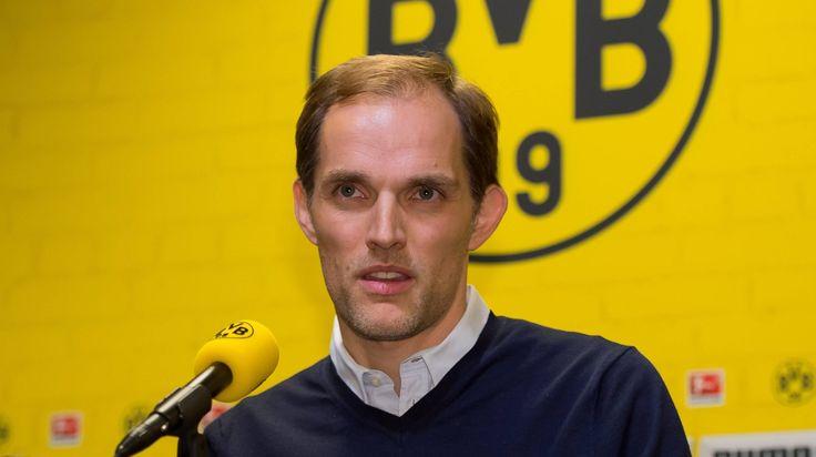 Thomas Tuchel - Trainer von BVB Borussia Dortmund