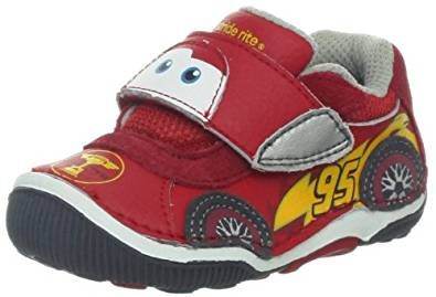 269eb712a2 Stride Rite Cars SRT Light-up McQueen Sneaker (Toddler) Children's Fashion  #childrensclothing #children #childrenswear #sneakers