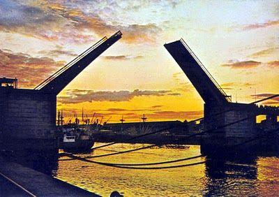 Matosinhos - Ponte Móvel de Leixões