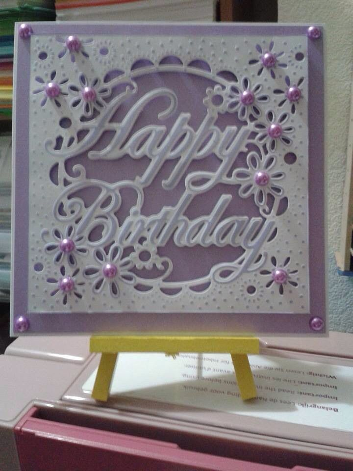 Crafters Companion Desire Create a Card die