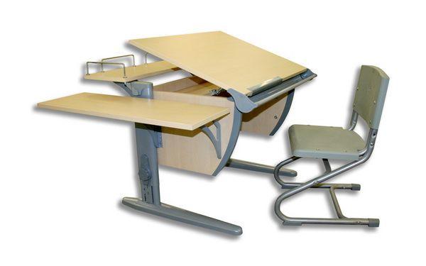 Растущий письменный стол-трансформер для учебы   Мебель для детей и подростков на House-Kid.ru