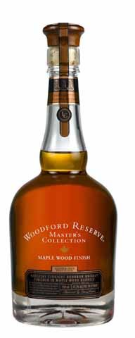 Labrot & Graham Woodford Reserve Masters Collection Maple Wood Finish Bourbon Whiskey