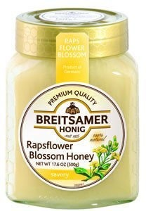 Breitsamer Rapsflower Creamy Honey