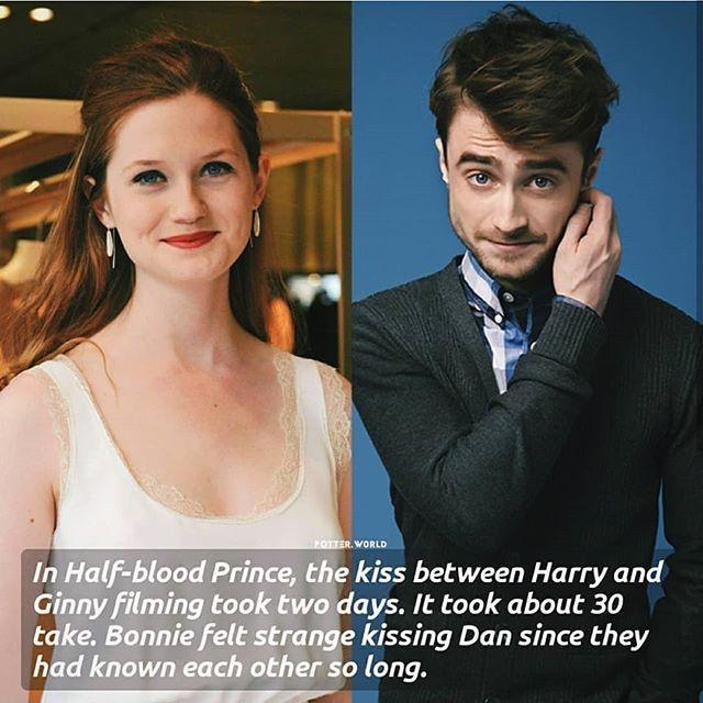 Do You Ship Harry And Ginny Yes Regram Via Grangerisonfire Harry Potter Kiss Harry Potter Ginny Weasley Harry Potter Ginny