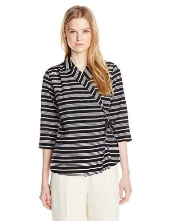 Pendleton Women's Wrap Shirt from $27.99 by Amazon BESTSELLERS
