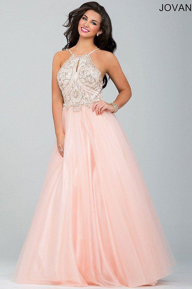 38 best On Trend in Blush images on Pinterest   Vestidos de color ...