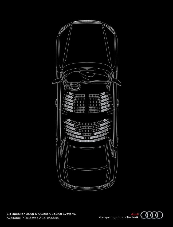 Audi Concert Bang & Olufsen