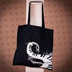 Nákupní taška -  Klaviatura