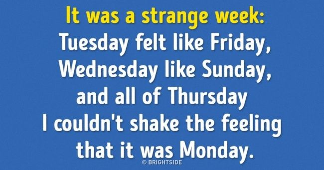 Astrange week