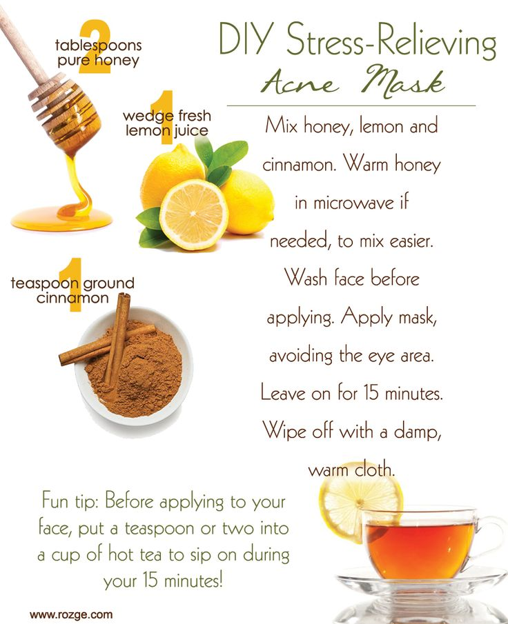 3 All Natural Diy Face Masks: Best 25+ Acne Face Mask Ideas On Pinterest