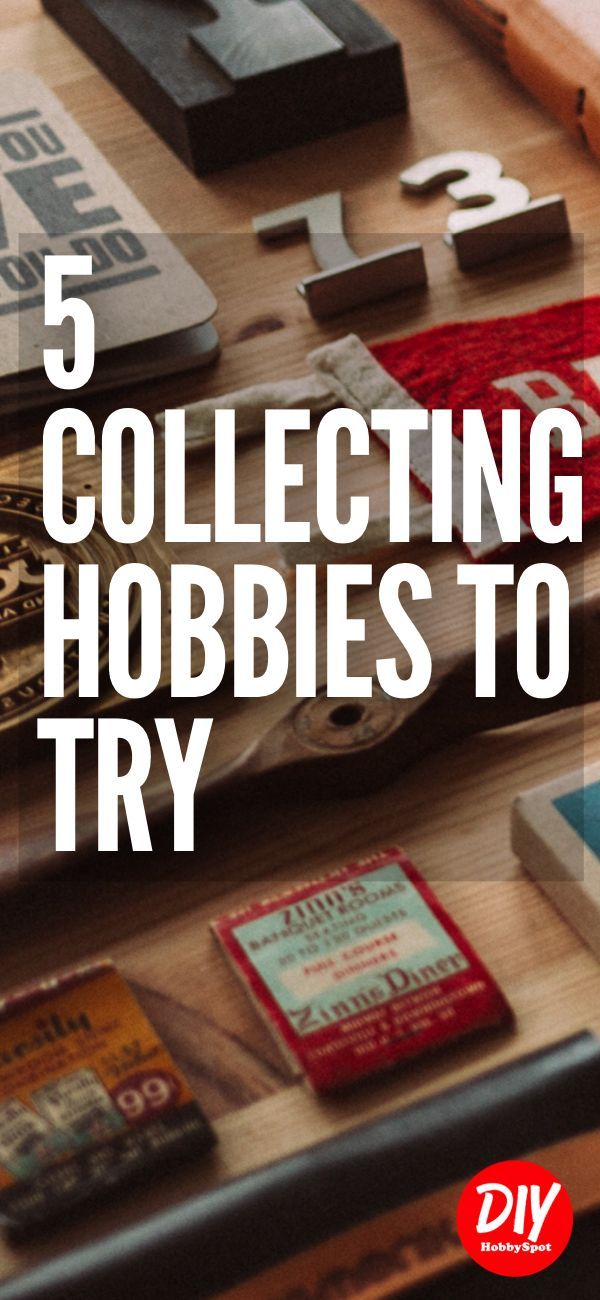 Great hobby ideas