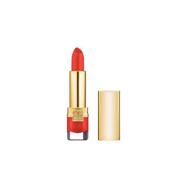 Estée Lauder Pure Color Vivid Shine Lipstick Lips ($26) ❤ liked on Polyvore featuring beauty products, makeup, lip makeup, lipstick, estee lauder lipstick, lip gloss makeup, shiny lipstick, gloss lipstick and estée lauder