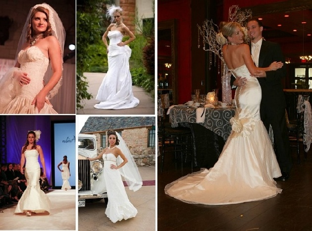 Discontinued Wedding Gown Sample Sale