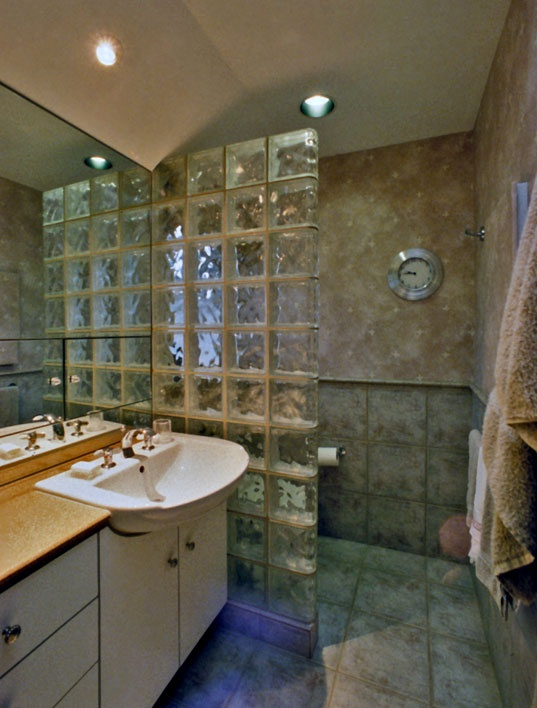 Bathroom Gl Divider
