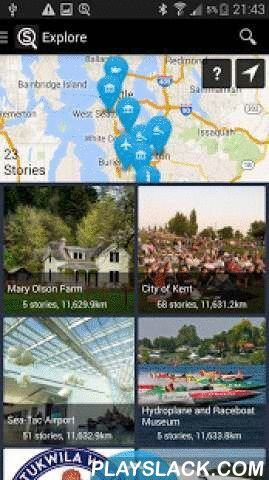 """STQRY  Android App - playslack.com , Unlock multimedia content that adds fun & value to your trips to museums, zoos, art galleries, national parks, public art and more. STQRY is a powerful tool to discover the stories that make up the world around you. Don't just take our word, here is what our users are saying: """"Great app, allows me to explore the city I grew up in and more. Will be using this forever."""" """"Insightful, useful, interesting and engaging. I recommend to all!"""" """"Really easy app to…"""