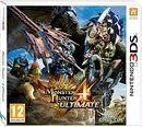 Monster Hunter 4 Ultimate (Nintendo 3DS): Amazon.co.uk: PC & Video Games