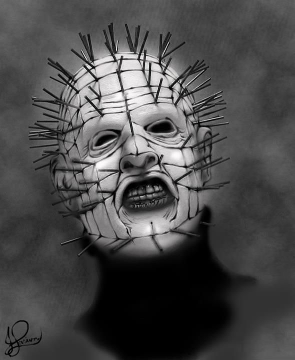17 best images about hellraiserpinhead on pinterest