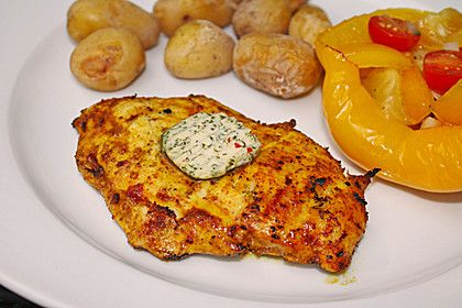 Scharfe Curry-Marinade