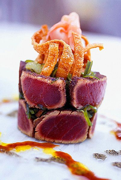 Tuna to beautiful to eat. Plenty of food options on theculturetrip.com