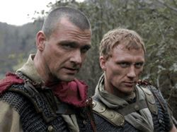 Rome!  HBO - God this series was good. HBO regretted cancelling this intense amazingly acted show