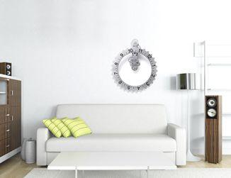 Imponente reloj de engranajes para decorar el hogar o la Oficina.