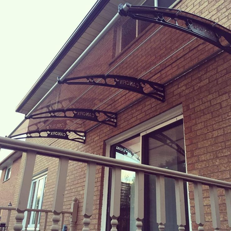 9 Best Door Awnings Images On Pinterest