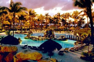Occidental Grand Aruba, looking forward to waking up here with my hubby Lew. #caffreysummer15 #summertimeandthelivingiseasy
