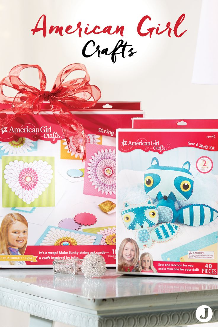 17 best images about product on pinterest fleece throw for American girl craft kit