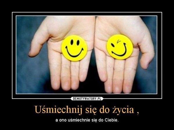 Uczę się bo lubię :) Uczę się z uśmiechem :) Gdzie? Oczywiście w Centrum Kształcenia Educatio! Kochani, dzisiaj obchodzimy światowy Dzień Uśmiechu. Ubierzcie się w uśmiech. Jest on w jednym rozmiarze, a pasuje do wszystkich!