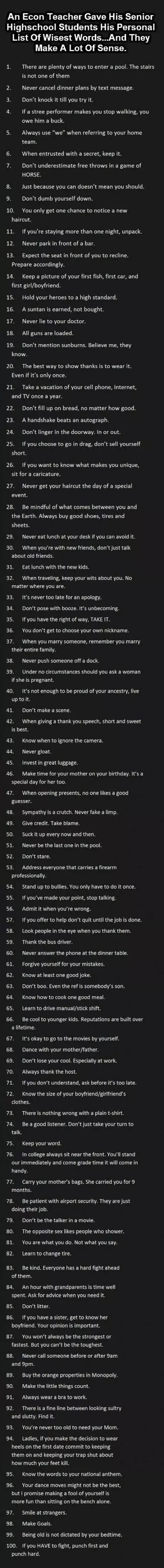 econ-teacher-personal-list-wisest-words-list