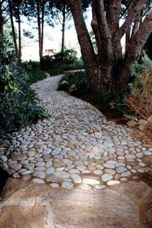 Chemins et Escaliers