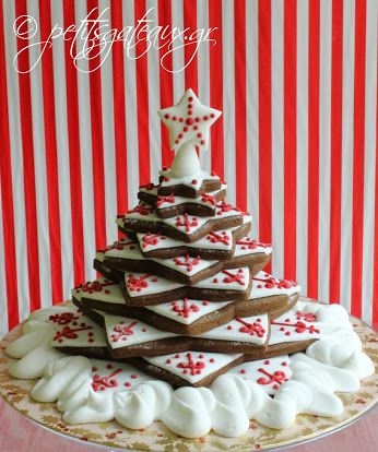 Gingerbread Christmas tree!