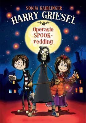 NB Publishers   Book Details   Harry Griesel 1: Operasie spook-redding