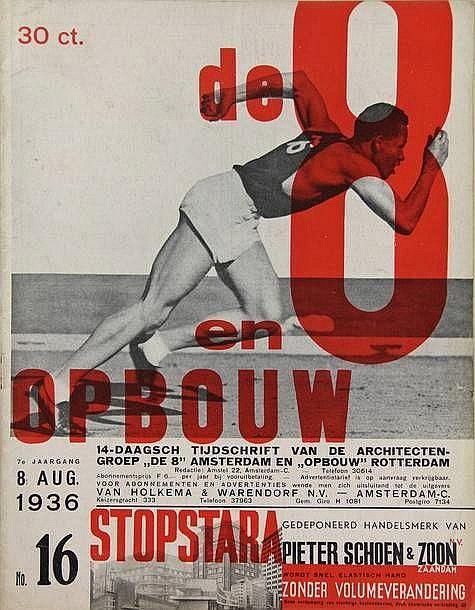 Paul Schuitema, Opbouw magazine, 1936