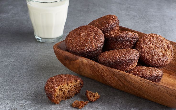 Along with oatmeal, muffins are Misty Copeland's go-to morning meal. Honey and applesauce give these healthy bran muffins just enough sweetness.