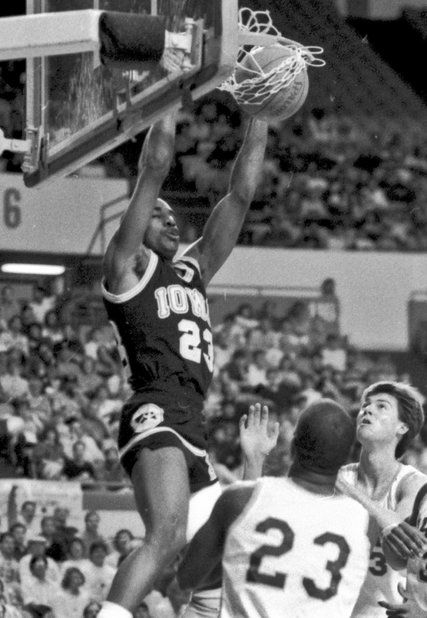 New York Times: Sept. 13, 2015 - Obituary: Roy Marble, scoring star of top Iowa basketball teams, dies at 48