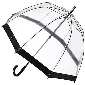 Perfect John Lewis // Fulton Birdcage Domed Umbrella, Black Ideas