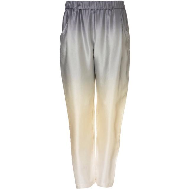 Silk Ombré Trousers Topshop.com