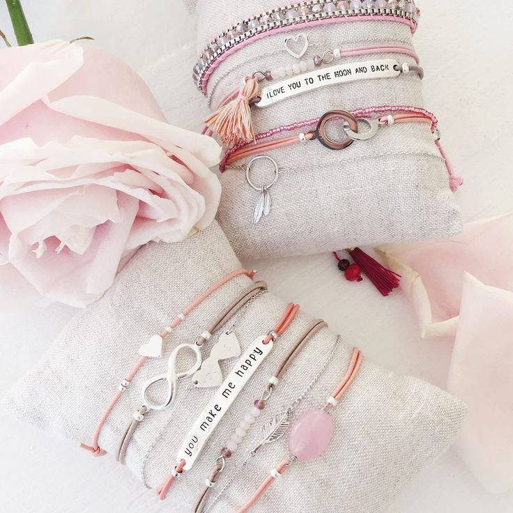 Just pink! #armcandy