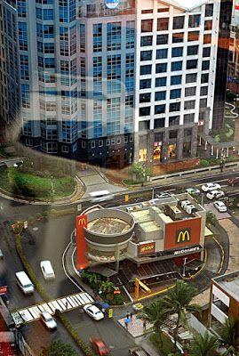 Eastwood in Quezon City