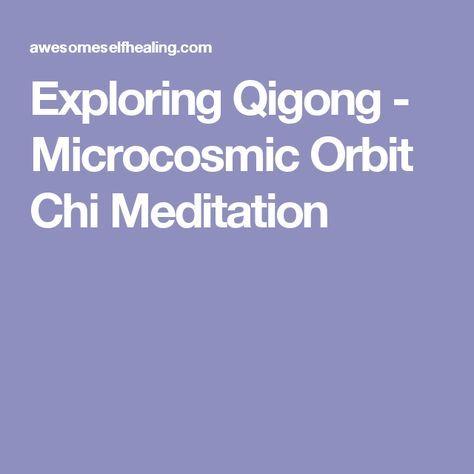 microcosmic orbit meditation instructions