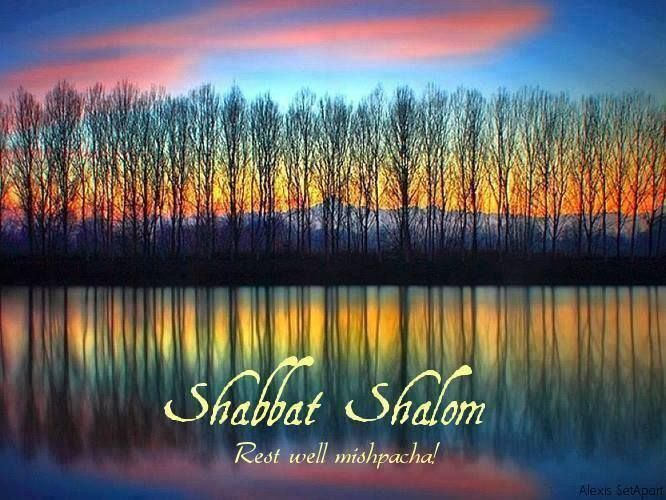 Shabbat Shalom.  GET BACK TO THE REAL SABBATH~ YHWH  ELOHIM  COMMANDED IT. It did NOT change with Yahshuah (Jesus) Fullfilling The Law!!