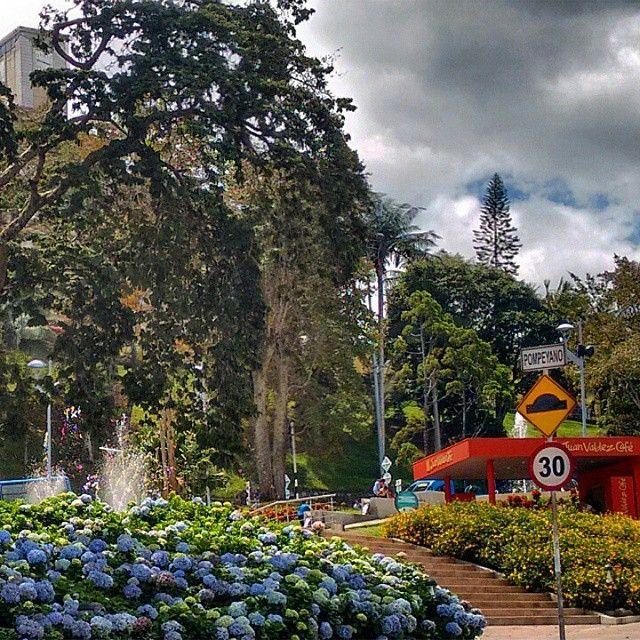 Parque del agua 💦 vía @gabrielposanta  #ManizalesSinFiltro  #Manizales
